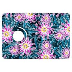 Whimsical Garden Kindle Fire Hdx Flip 360 Case by DanaeStudio