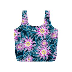 Whimsical Garden Full Print Recycle Bags (s)  by DanaeStudio