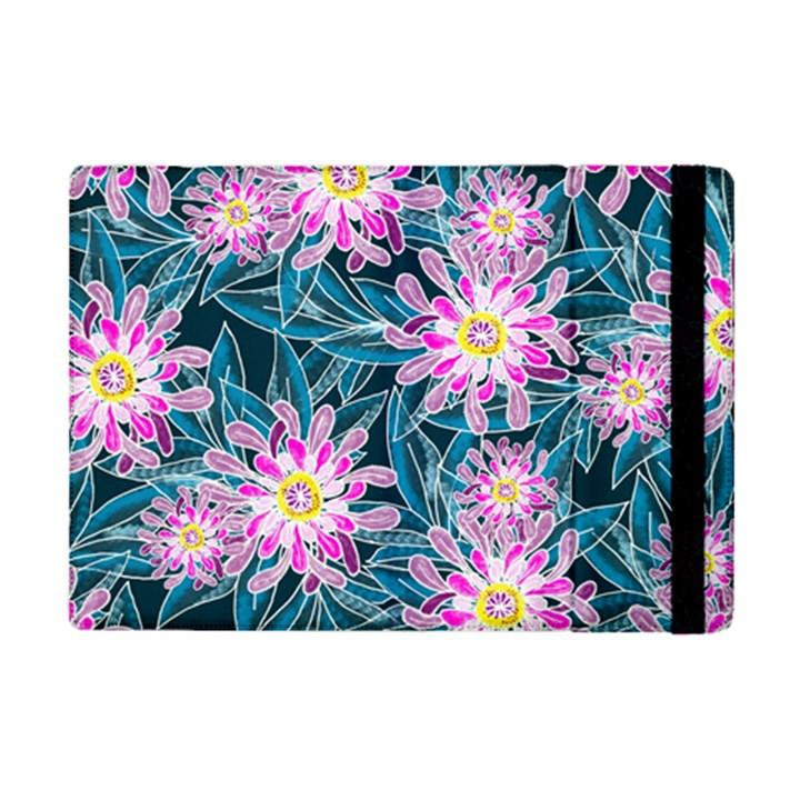 Whimsical Garden iPad Mini 2 Flip Cases