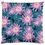 Whimsical Garden Standard Flano Cushion Case (Two Sides) Back