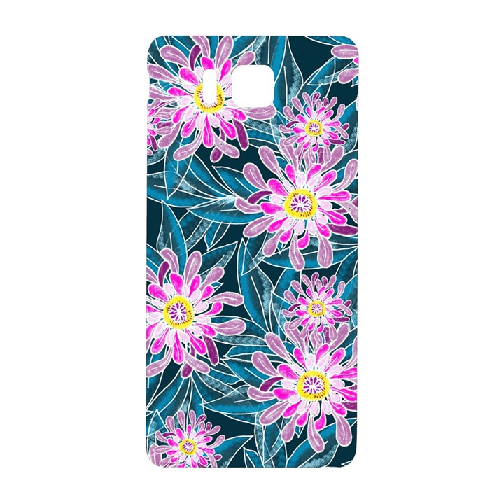Whimsical Garden Samsung Galaxy Alpha Hardshell Back Case