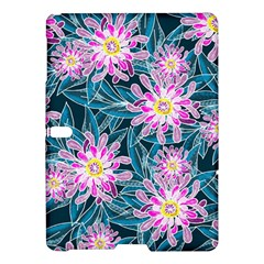 Whimsical Garden Samsung Galaxy Tab S (10 5 ) Hardshell Case  by DanaeStudio