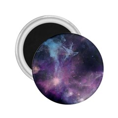 Blue Galaxy  2 25  Magnets by DanaeStudio