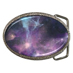 Blue Galaxy  Belt Buckles by DanaeStudio