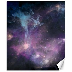 Blue Galaxy  Canvas 8  X 10  by DanaeStudio