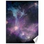 Blue Galaxy  Canvas 36  x 48   48 x36 Canvas - 1