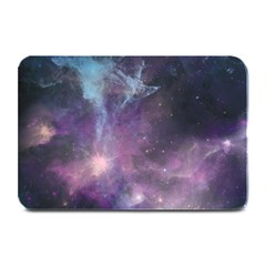 Blue Galaxy  Plate Mats by DanaeStudio