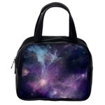 Blue Galaxy  Classic Handbags (One Side) Front