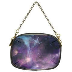 Blue Galaxy  Chain Purses (one Side)