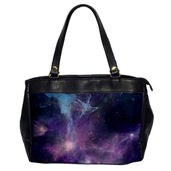 Blue Galaxy  Office Handbags