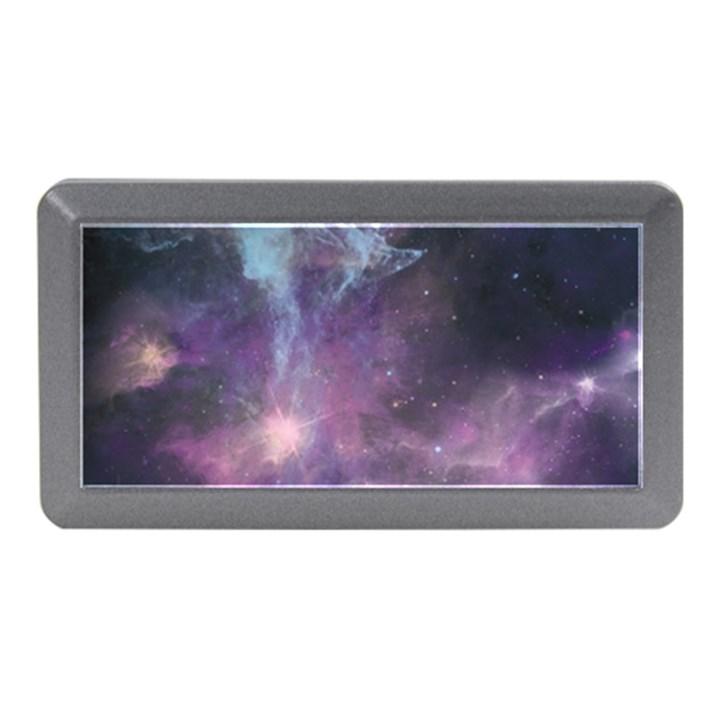 Blue Galaxy  Memory Card Reader (Mini)