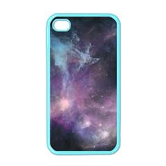 Blue Galaxy  Apple Iphone 4 Case (color)