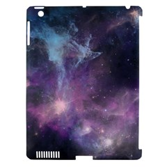 Blue Galaxy  Apple Ipad 3/4 Hardshell Case (compatible With Smart Cover) by DanaeStudio