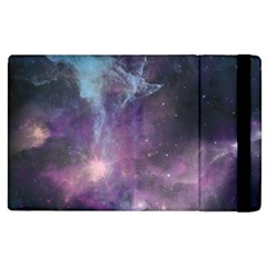 Blue Galaxy  Apple Ipad 3/4 Flip Case by DanaeStudio