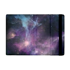 Blue Galaxy  Apple Ipad Mini Flip Case by DanaeStudio