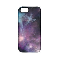 Blue Galaxy  Apple Iphone 5 Classic Hardshell Case (pc+silicone) by DanaeStudio