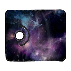 Blue Galaxy  Samsung Galaxy S  Iii Flip 360 Case by DanaeStudio