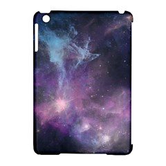 Blue Galaxy  Apple Ipad Mini Hardshell Case (compatible With Smart Cover) by DanaeStudio