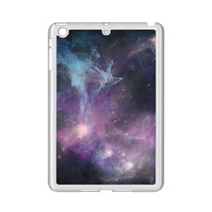 Blue Galaxy  Ipad Mini 2 Enamel Coated Cases by DanaeStudio