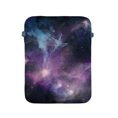 Blue Galaxy  Apple Ipad 2/3/4 Protective Soft Cases by DanaeStudio