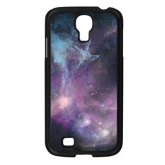 Blue Galaxy  Samsung Galaxy S4 I9500/ I9505 Case (black) by DanaeStudio