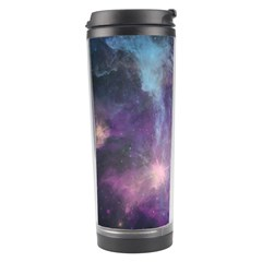 Blue Galaxy  Travel Tumbler by DanaeStudio
