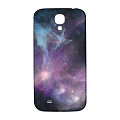 Blue Galaxy  Samsung Galaxy S4 I9500/i9505  Hardshell Back Case by DanaeStudio