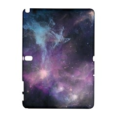 Blue Galaxy  Samsung Galaxy Note 10 1 (p600) Hardshell Case by DanaeStudio