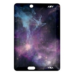 Blue Galaxy  Amazon Kindle Fire Hd (2013) Hardshell Case by DanaeStudio