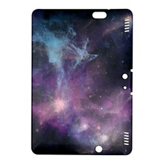 Blue Galaxy  Kindle Fire Hdx 8 9  Hardshell Case by DanaeStudio