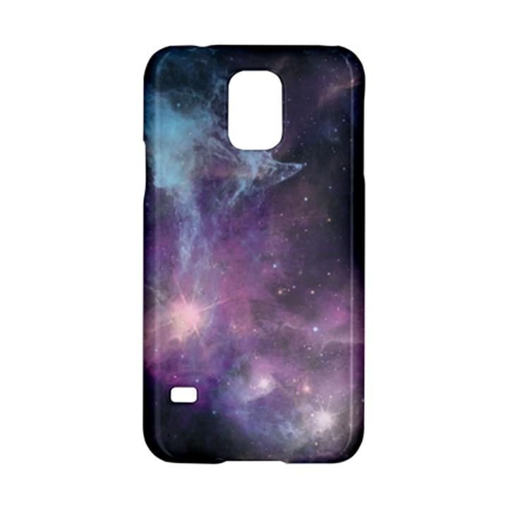 Blue Galaxy  Samsung Galaxy S5 Hardshell Case