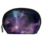 Blue Galaxy  Accessory Pouches (Large)