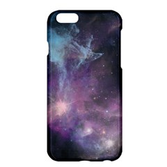 Blue Galaxy  Apple Iphone 6 Plus/6s Plus Hardshell Case by DanaeStudio