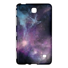 Blue Galaxy  Samsung Galaxy Tab 4 (7 ) Hardshell Case  by DanaeStudio