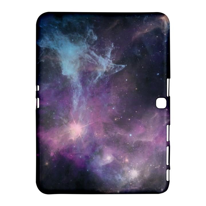 Blue Galaxy  Samsung Galaxy Tab 4 (10.1 ) Hardshell Case