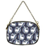 Geometric Deer Retro Pattern Chain Purses (One Side)