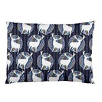 Geometric Deer Retro Pattern Pillow Case