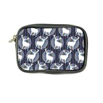 Geometric Deer Retro Pattern Coin Purse