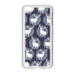 Geometric Deer Retro Pattern Apple iPod Touch 5 Case (White)