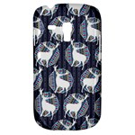 Geometric Deer Retro Pattern Samsung Galaxy S3 MINI I8190 Hardshell Case