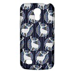 Geometric Deer Retro Pattern Galaxy S4 Mini