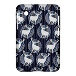 Geometric Deer Retro Pattern Samsung Galaxy Tab 2 (7 ) P3100 Hardshell Case