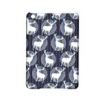 Geometric Deer Retro Pattern iPad Mini 2 Hardshell Cases
