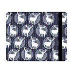 Geometric Deer Retro Pattern Samsung Galaxy Tab Pro 8.4  Flip Case