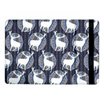 Geometric Deer Retro Pattern Samsung Galaxy Tab Pro 10.1  Flip Case