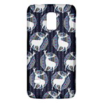 Geometric Deer Retro Pattern Galaxy S5 Mini