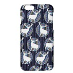 Geometric Deer Retro Pattern Apple iPhone 6 Plus/6S Plus Hardshell Case