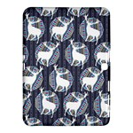 Geometric Deer Retro Pattern Samsung Galaxy Tab 4 (10.1 ) Hardshell Case