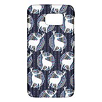 Geometric Deer Retro Pattern Galaxy S6