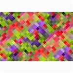 Colorful Mosaic Collage Prints 18 x12 Print - 2